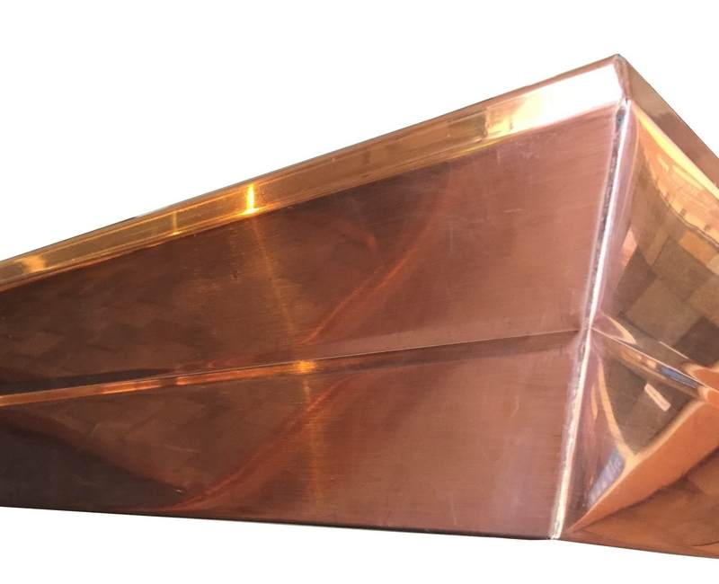 Copper Gutters Dority Roofing And Solar