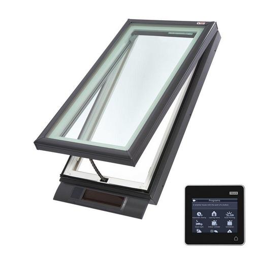 Velux skylights and sun tunnels dority roofing and solar for Velux solar powered blinds